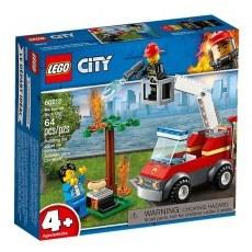 KLOCKI LEGO CITY PLONACY GRILL 60212