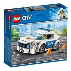 KLOCKI LEGO CITY SAMOCHOD POLICYJNY 60239