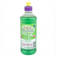 TUBAN ZIELONY KLEJ PVA DO SLIME 500 ML