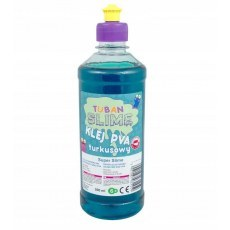 TUBAN TURKUSOWY KLEJ PVA DO SLIME 500 ML
