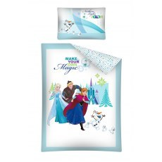 BABY BEDDING SET 100 X 135 CM DISNEY FROZEN FRO16A