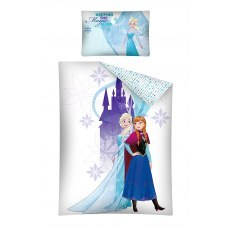 BABY BEDDING SET 100 X 135 CM DISNEY FROZEN FRO17A