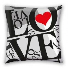 HAPPY VALENTINES DAY CUSHION 40 X 40 CM LOVE VAL-15C