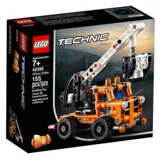 KLOCKI LEGO TECHNIC CIEZAROWKA Z WYSIEGNIKIEM 42088