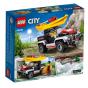 KLOCKI LEGO CITY PRZYGODA W KAJAKU 60240
