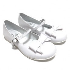 COMMUNION SHOES ZARRO 2338 M WHITE