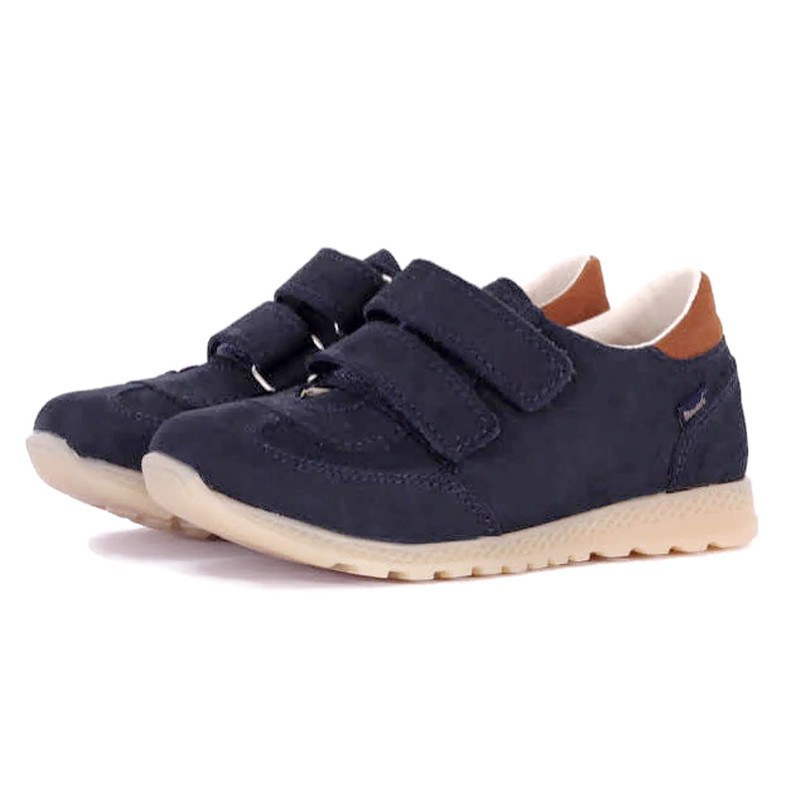Mrugala Buty Dla Dzieci Polbuty Sneakersy Sam Blu 3244 9 77