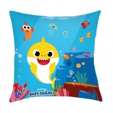 CUSHION 40 X 40 CM BABY SHARK BSH-302C