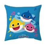 CUSHION 40 X 40 CM BABY SHARK BSH-303C