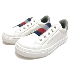 SNEAKERSY TOMMY HILFIGER WHITE