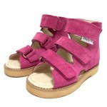 PREVENTIVE AND CORRECTIVE FOOTWEAR AMELKA 1010 FUXIA