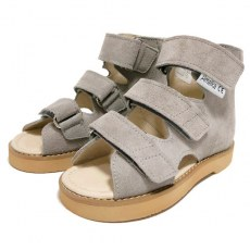 PREVENTIVE AND CORRECTIVE FOOTWEAR AMELKA 1010 GRAY