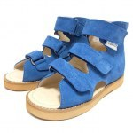 PREVENTIVE AND CORRECTIVE FOOTWEAR AMELKA 1010 BLUE