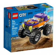 KLOCKI LEGO CITY MONSTER TRUCK 60251