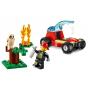 KLOCKI LEGO CITY POŻAR LASU 60247