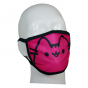 FACE MASK 4PLY EAR LOOP ACTIVE SILVER IONS CAT CLASSIC PINK