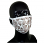 FACE MASK 4PLY EAR LOOP ACTIVE SILVER IONS CATS FANCY
