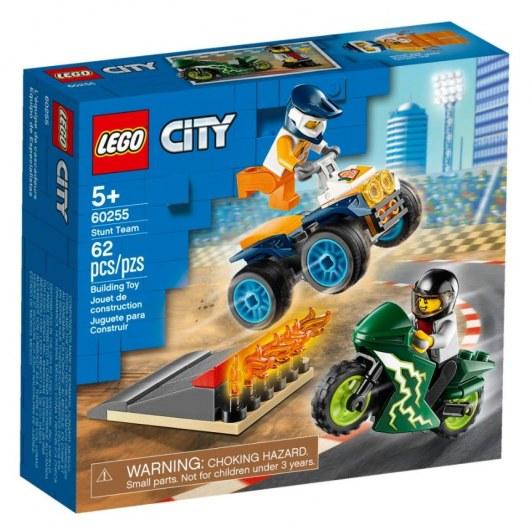 LEGO STUNT TEAM 60255