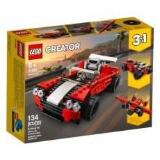 KLOCKI LEGO CREATOR SAMOCHOD SPORTOWY 31100