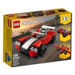 LEGO SPORTS CAR 31100