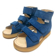 PREVENTIVE AND CORRECTIVE FOOTWEAR AMELKA 1010 JEANS