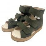 PREVENTIVE AND CORRECTIVE FOOTWEAR AMELKA 1010 KHAKI