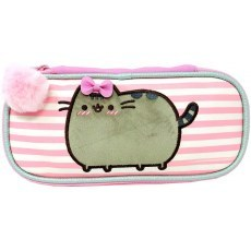 PENCIL CASE MAKE-UP PUSHEEN BOW PS100302