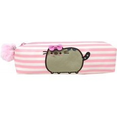 PENCIL CASE PUSHEEN BOW PS100303