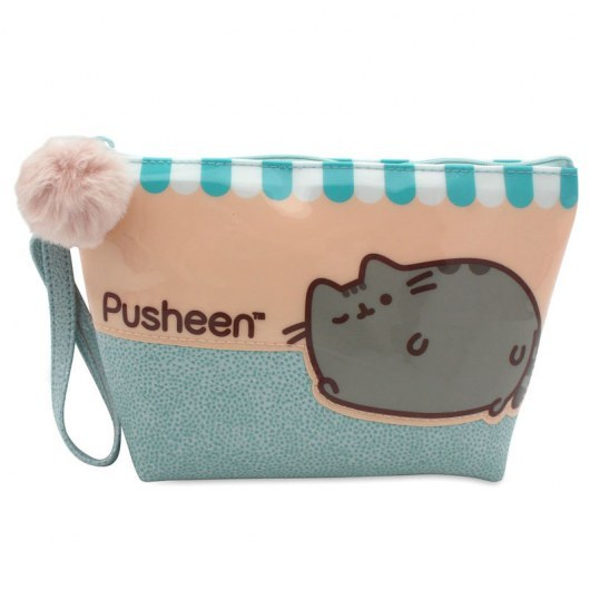 PENCIL CASE MAKE-UP PUSHEEN RELAX PS1003401
