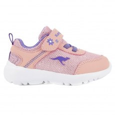 SHOES KANGAROOS KY-FLIGHT EV FROST PINK/LAVENDER