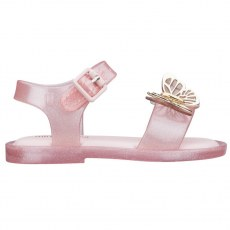 MINI MELISSA MAR SANDAL FLY 32746 PINK/GOLD