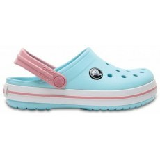 CROCS CROCBAND CLOG ICE BLUE/WHITE 204537-453