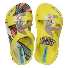 IPANEMA LOONEY TUNES BABY YELLOW/NEON YELLOW