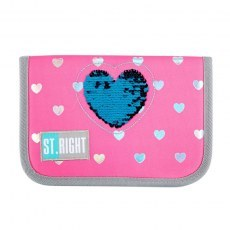 PRNCIL CASE ST.RIGHT PC-03 SEQUIN CATS