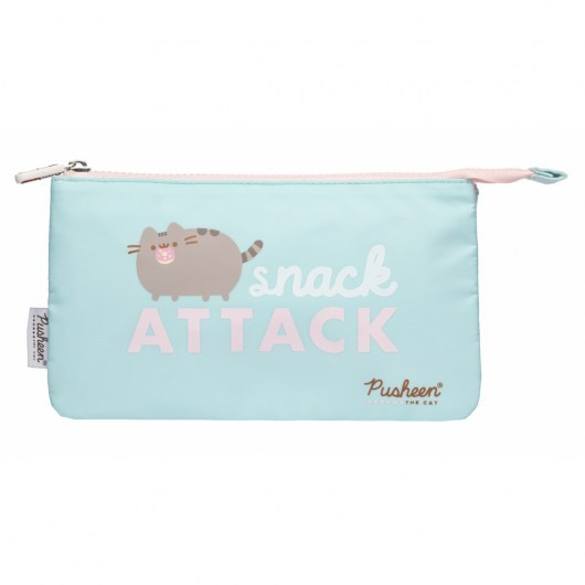 PENCIL CASE MAKE-UP PUSHEEN FOODIE COLLECTION