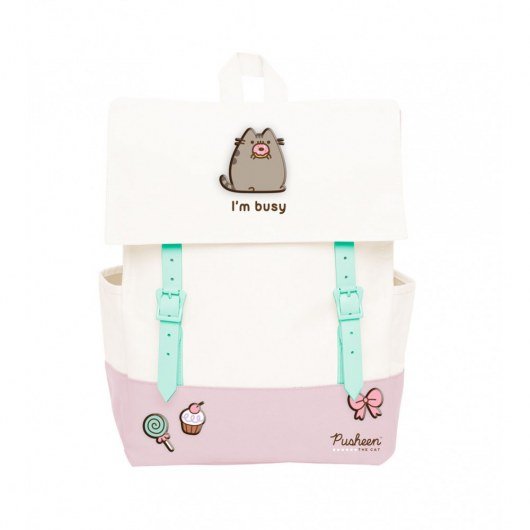 BACKPACK PUSHEEN ROSE COLLECTION