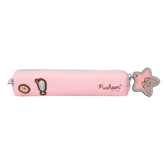 PENCIL CASE MINI PUSHEEN ROSE COLLECTION