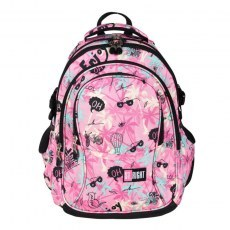 BACKPACK ST.RIGHT BP-01 PASTEL SUMMER