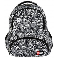 BACKPACK ST.RIGHT ZEBRA BP-07