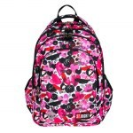 BACKPACK ST.RIGHT BP-58 HEARTS