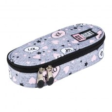 PENCIL CASE ST.RIGHT PC-01 SLANG