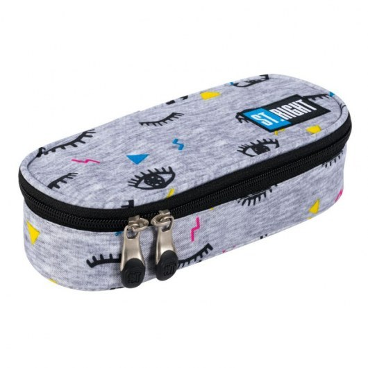 PENCIL CASE ST.RIGHT PC-01 EYES