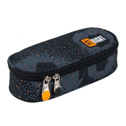 PENCIL CASE ST.RIGHT PC-01 FOOTBALL