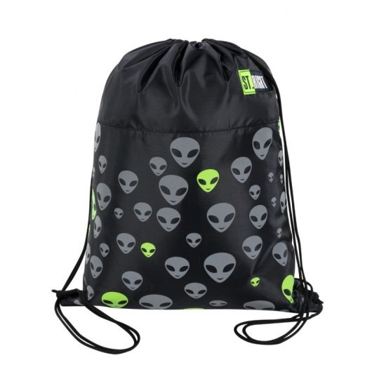 SHOE BAG ST.RIGHT SO-01 REFLECTIVE ALIENS