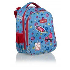 SCHOOLBAG COOL GIRL HEAD 4
