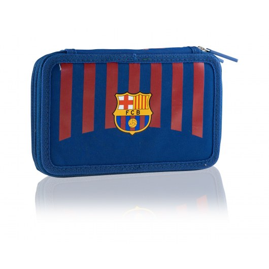 PENCIL CASE FC-270 FC BARCELONA BARCA FAN 8