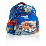 BACKPACK PL-01 PLAYMOBIL CITY ACTION