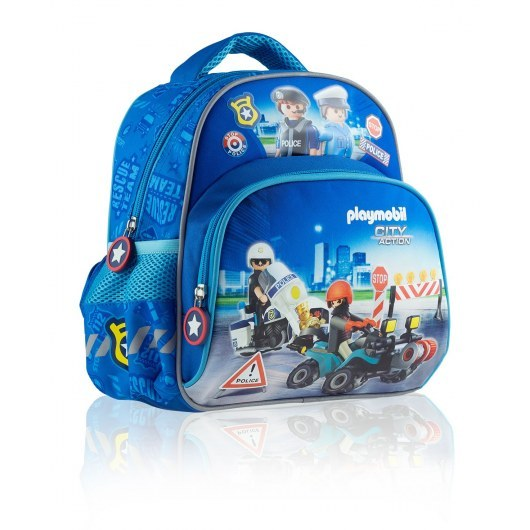 BACKPACK PL-10 PLAYMOBIL
