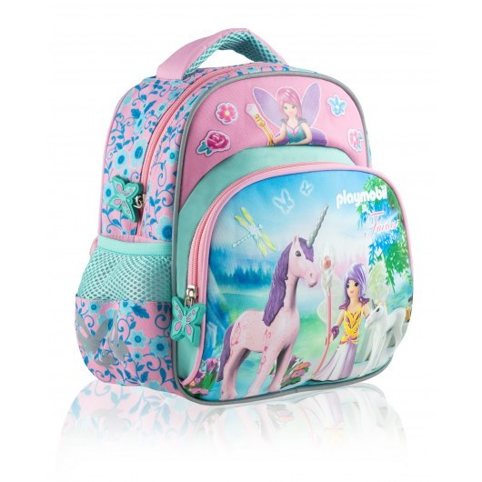 BACKPACK PL-16 PLAYMOBIL FAIRIES