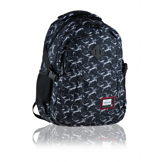 BACKPACK X-RAY SHARKS HEAD 4